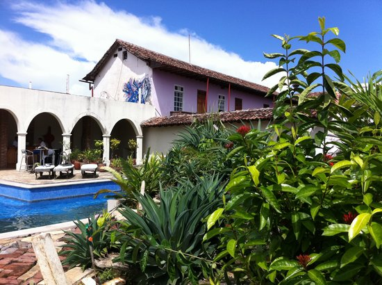 Hotel Spa Granada: Pool