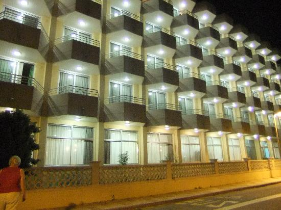 Hotel GHT Oasis Tossa & SPA : OASIS TOSSA HOTEL