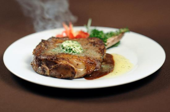 Wind Creek Casino & Hotel, Atmore: FIRE Steakhouse Steak