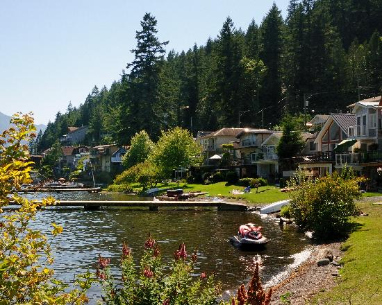 Chilliwack, Canada: Beautiful Cultus Lake