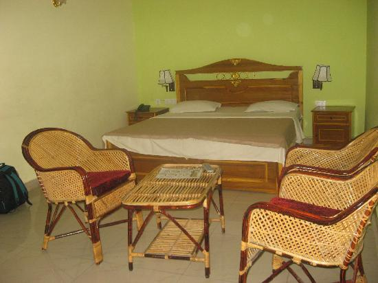 Hotel Spring Valley: Double room