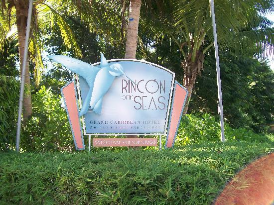 Rincon Of The Seas Grand Caribbean Hotel Entrada Y Salida