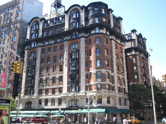 Belleclaire Hotel In New York