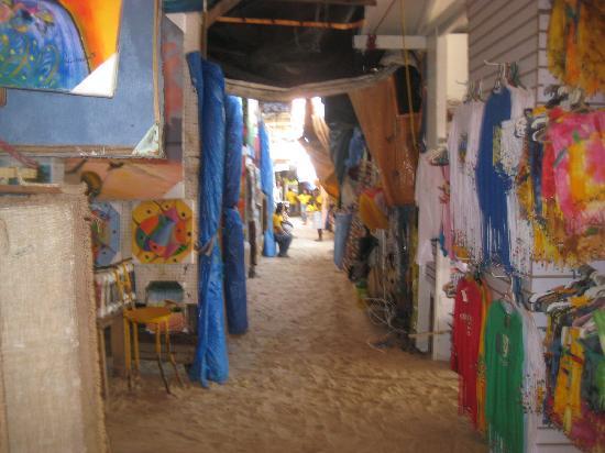 Hotel Riu Palace Punta Cana: flea market