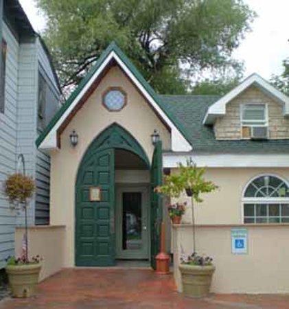 Entrance - Waterwheel Cafe