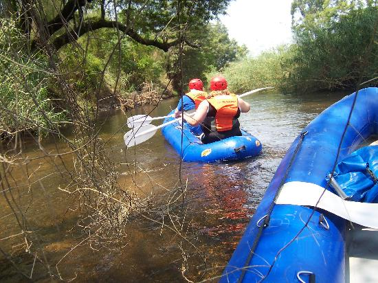 Idle & Wild: Rafting down the Sabie river