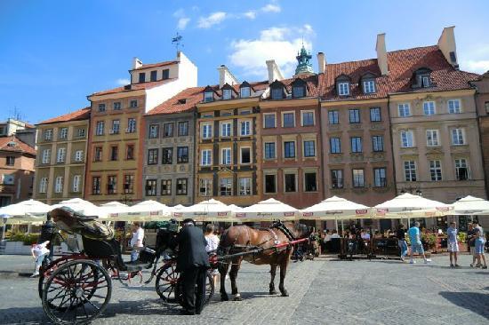 มาร์เก็ตสแควร์: Rynek di Breslavia