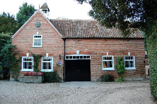 Brackenborough Hall Coach House Holidays: The Coach House