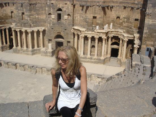Siria: bosra il teatro