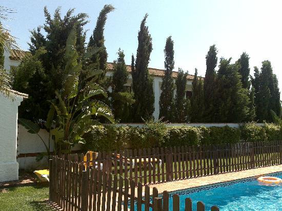 Hacienda Roche Viejo: Mas jardin