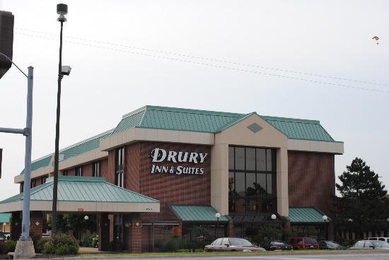 Drury Inn & Suites Joplin: Esterno