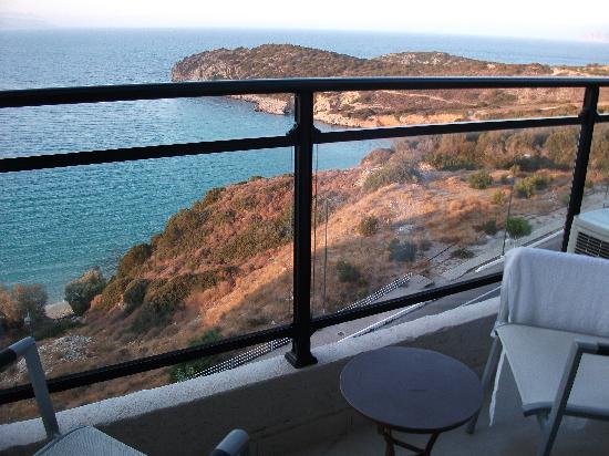 Mistral Mare Hotel: Sea View