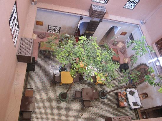 Hotel La Maison Nomade: Ein Platz der Ruhe