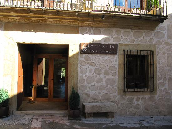 Hospederia de Santo Domingo: Entrance