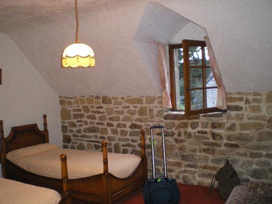 Manoir du Menec : room view