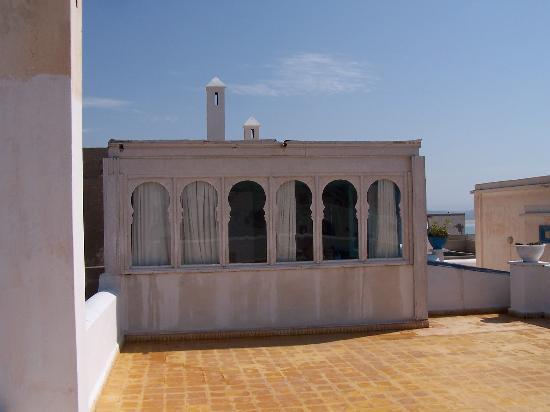 Palazzo Desdemona: suite avec terrasse privée