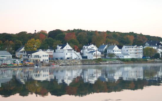 Rocktide Inn: Boothbay in early October