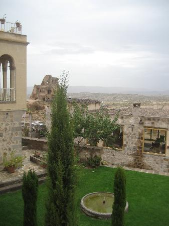 Argos in Cappadocia: View from our room