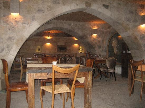 Argos in Cappadocia: Restaurant