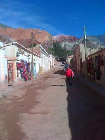 Humahuaca -Cerro Siete Colores.