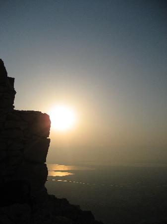 Israel: sunset