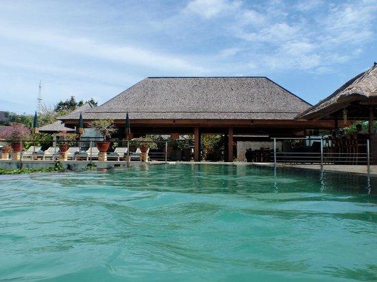 Villa Indah Manis: the pool