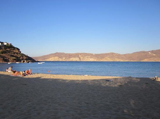 Panormos, Grèce : The beach