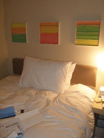 Hotel Resol Ikebukuro: Single bed