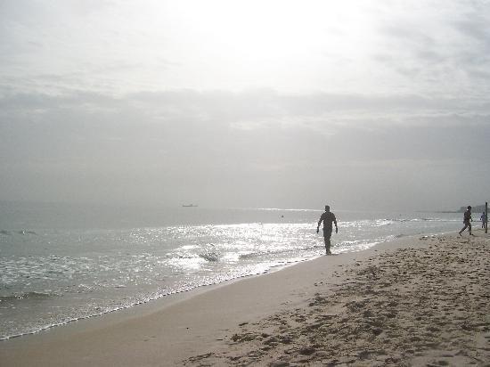 Hill Diar Hotel: la mer à 8h du matin