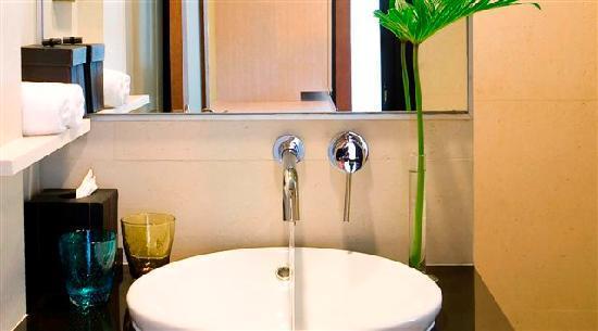 U Inchantree Kanchanaburi: Restroom
