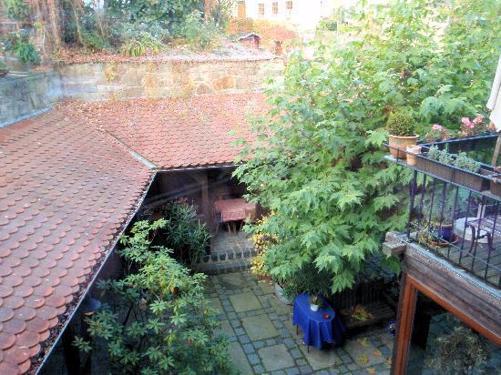 Alte Gerberei: Innenhof
