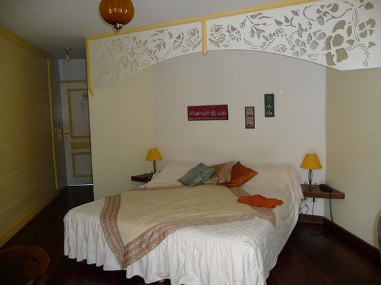 Tsilaosa Hotel and Spa: chambre