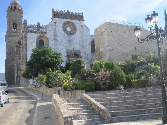 Medina-Sidonia, Hiszpania: Iglesia Santa Maria la Mayor