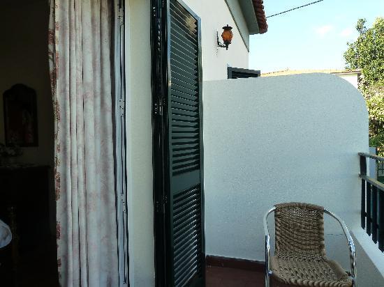 Residencial Melba: Balkon