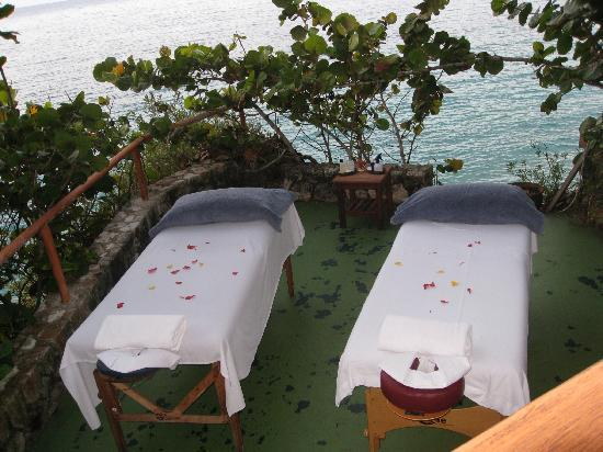 KiYara Ocean Spa at Jamaica Inn, Ocho Rios