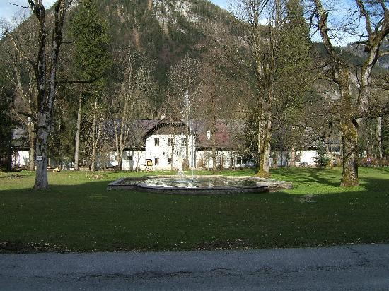 Sankt Martin bei Lofer, Avusturya: Schloss Grubhof