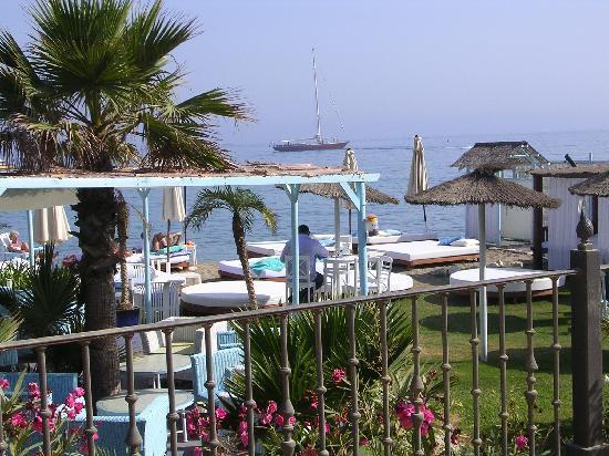 Marbella Club Hotel : beach club