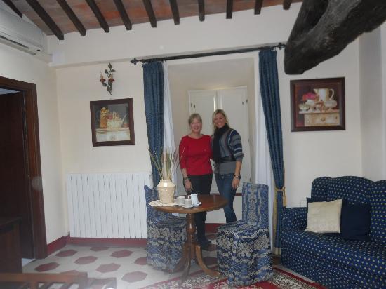 Palazzo Fani Mignanelli: Room