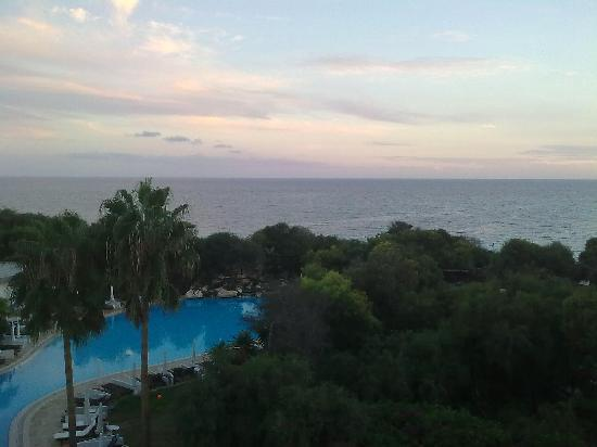 Grecian Bay Hotel : very nice view