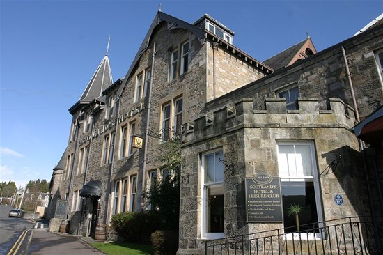 Scotland's Hotel & Leisure Club: Scotland's Hotel & Spa