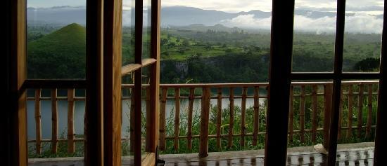 Kibale National Park, Uganda: Room with a view