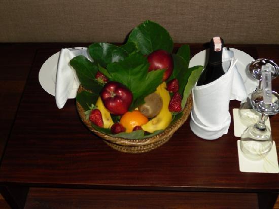 Gundogan, Turquie : Complimentry fruit basket