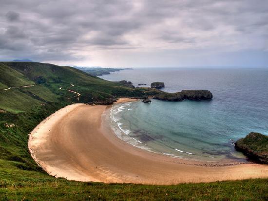 Asturias, España: Playa de Torimbia - Llanes