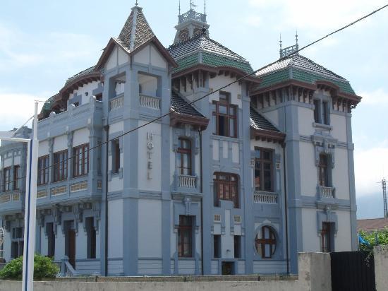 Asturias, España: Hotel Villa Rosario - Ribadesella