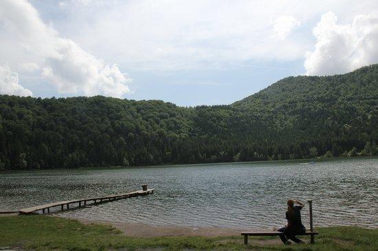 Lake Saint Ann (Lake Sfanta Ana): St Ann lake