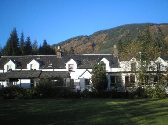 The Brander Lodge Hotel & Bistro: hotel vooraanzicht