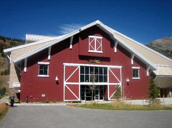 Woodward at Copper: Barn at Woodward