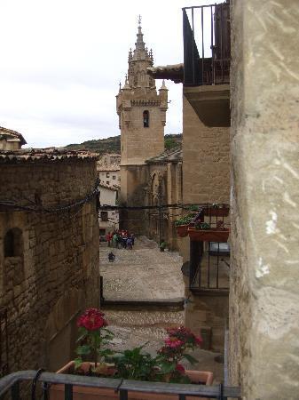 Posada La Pastora: Vista desde la habitación