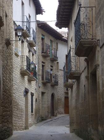 Posada de Uncastillo: una de sus calles