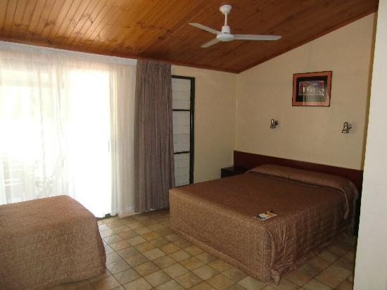 Cooinda Lodge Kakadu: Habitación